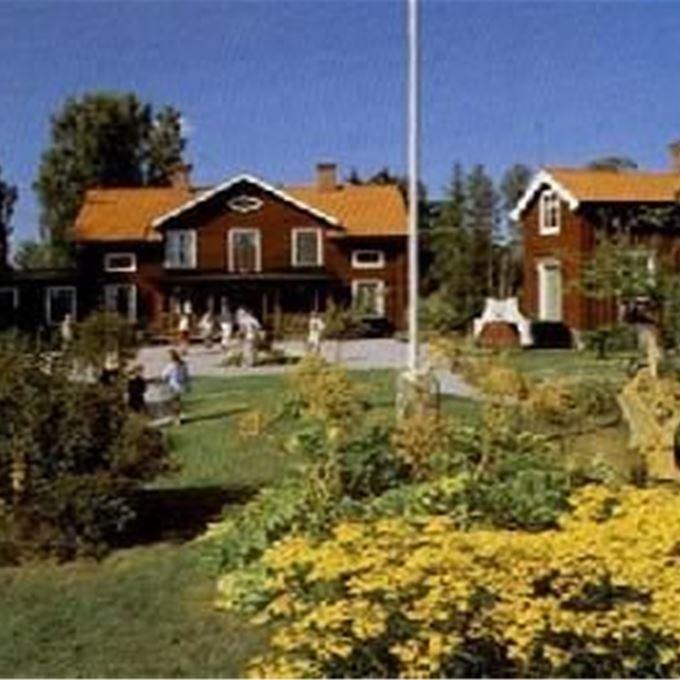 Trädgård trädgård sekelskifte : Stora Hyttnäs TrädgÃ¥rd, Översikt, TrädgÃ¥rdar och parker, Falun