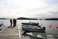 Jerkbaitfiske guidade turer - Argos Active