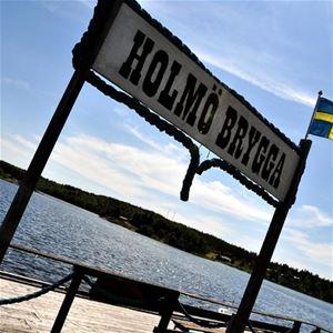Foto: Marie Zetterlund, Holmö Brygga guest harbor