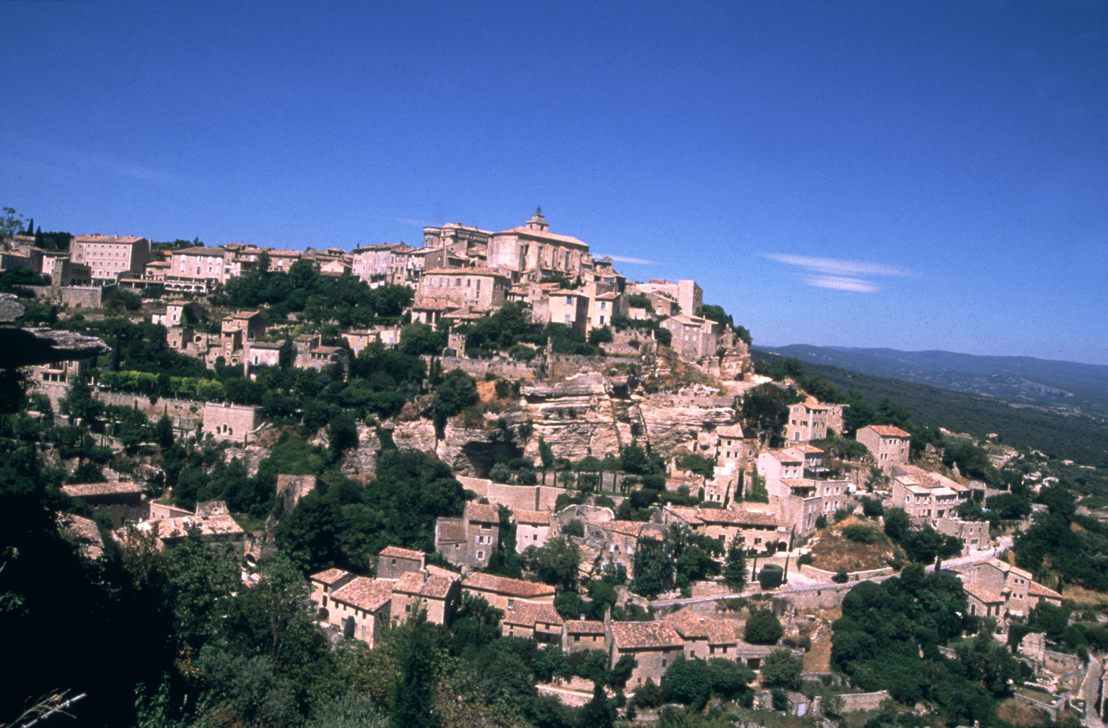"1.Excursion ""LUBERON AND LAVENDER MATIN AM"