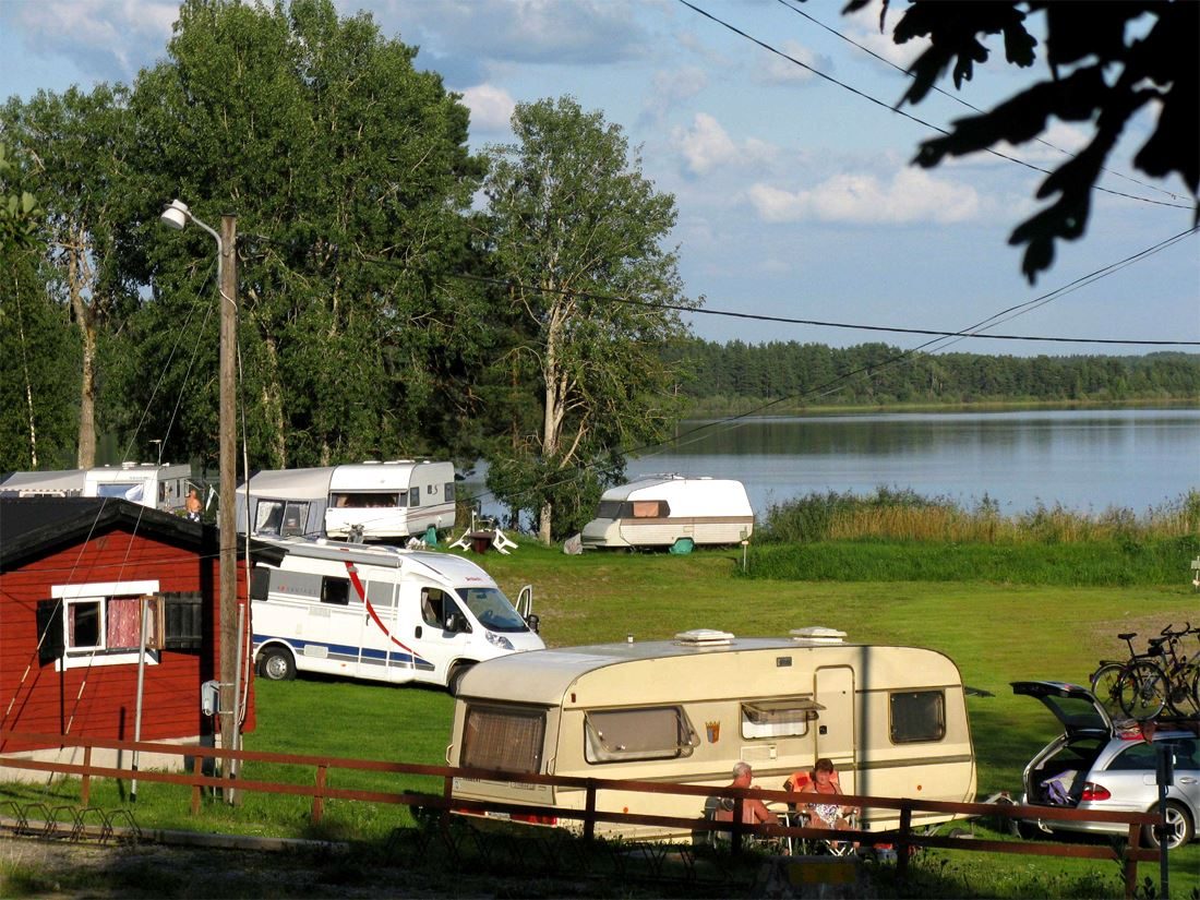 Falkuddens Camping & Stugby / Stugor