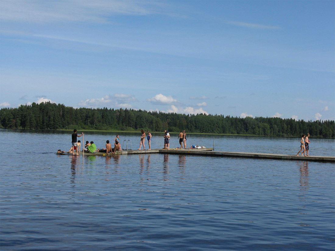 Falkuddens Camping & Stugby / Stugor