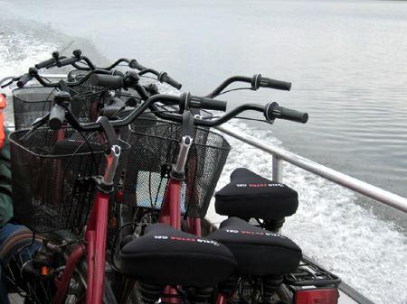 Cykeluthyrning i Töreboda