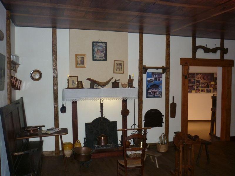 Ecomusée de la Pelote Basque à Saint-Pée-sur-Nivelle : visite