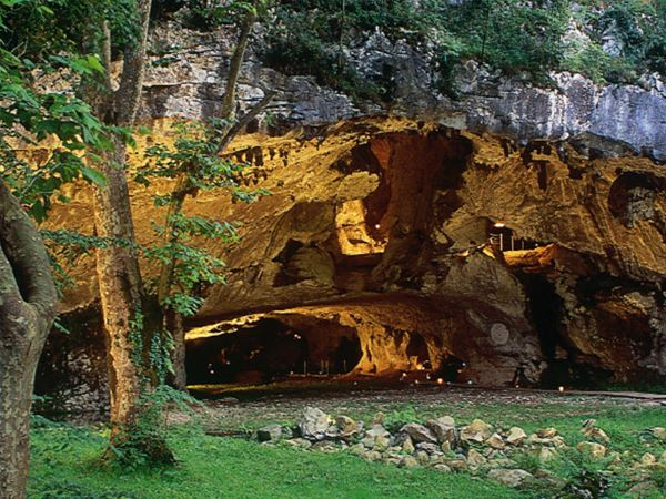 Grotte de Sare : Visite guidée en espagnol