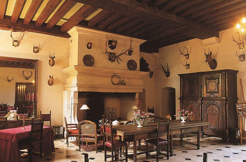 Château d'Urtubie à Urrugne : visite du parc et du château habité par la même famille depuis 1341