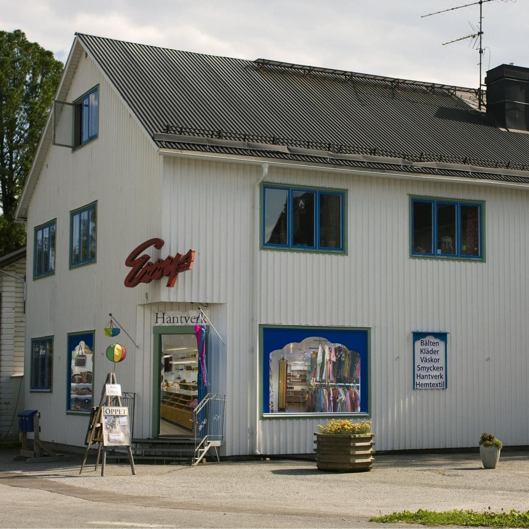 Per Sahlström Essys & Läderjord,  © foto får användas i relevant marknadsföring  av Ångermanland, Essys Hantverk – Rättvist Hantverk