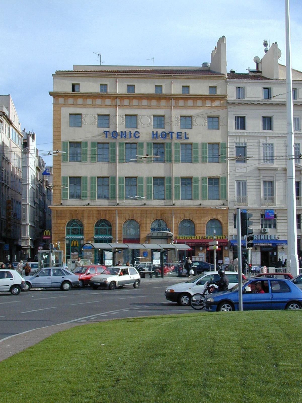 Grand Tonic Hotel Marseille Vieux Port