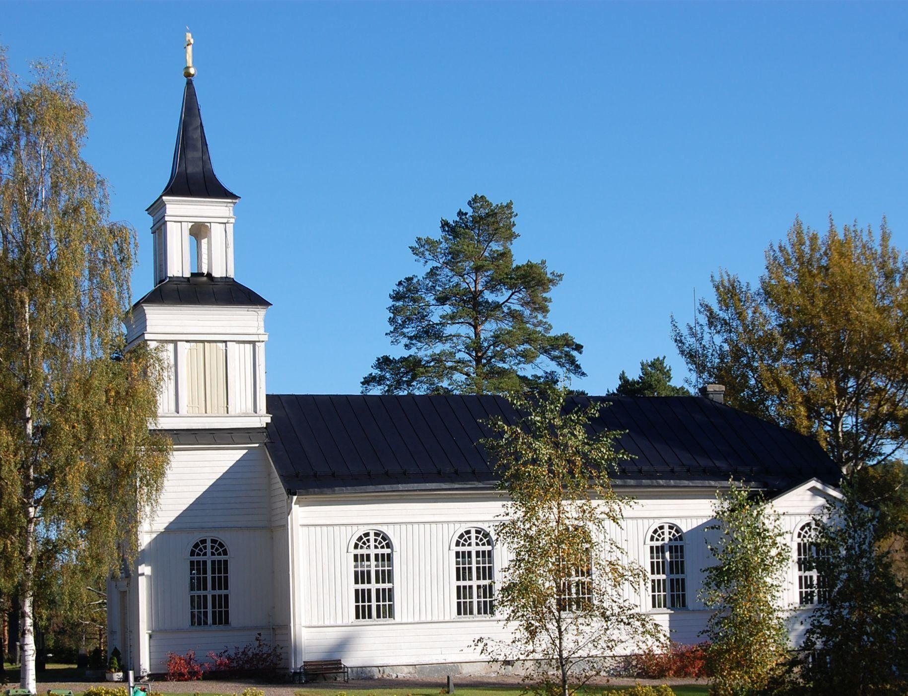 Hemsö kyrka