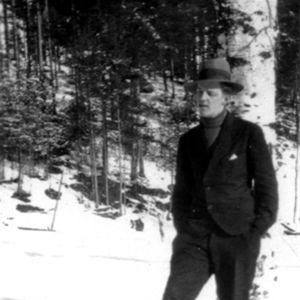 Lars Ahlin - ein literarischer Spaziergang