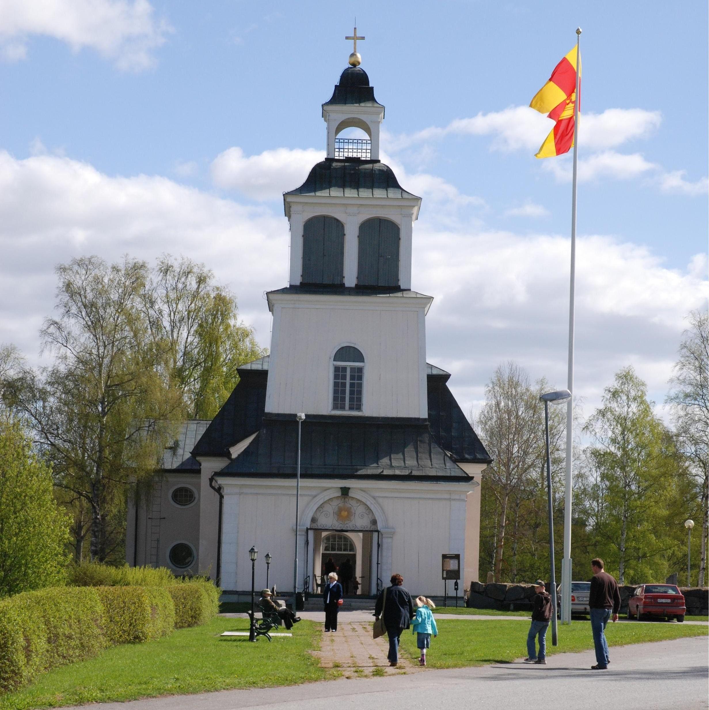 Kristina Hellberg, Svenska kyrkan Sollefteå-Boteå, Sollefteå kyrka