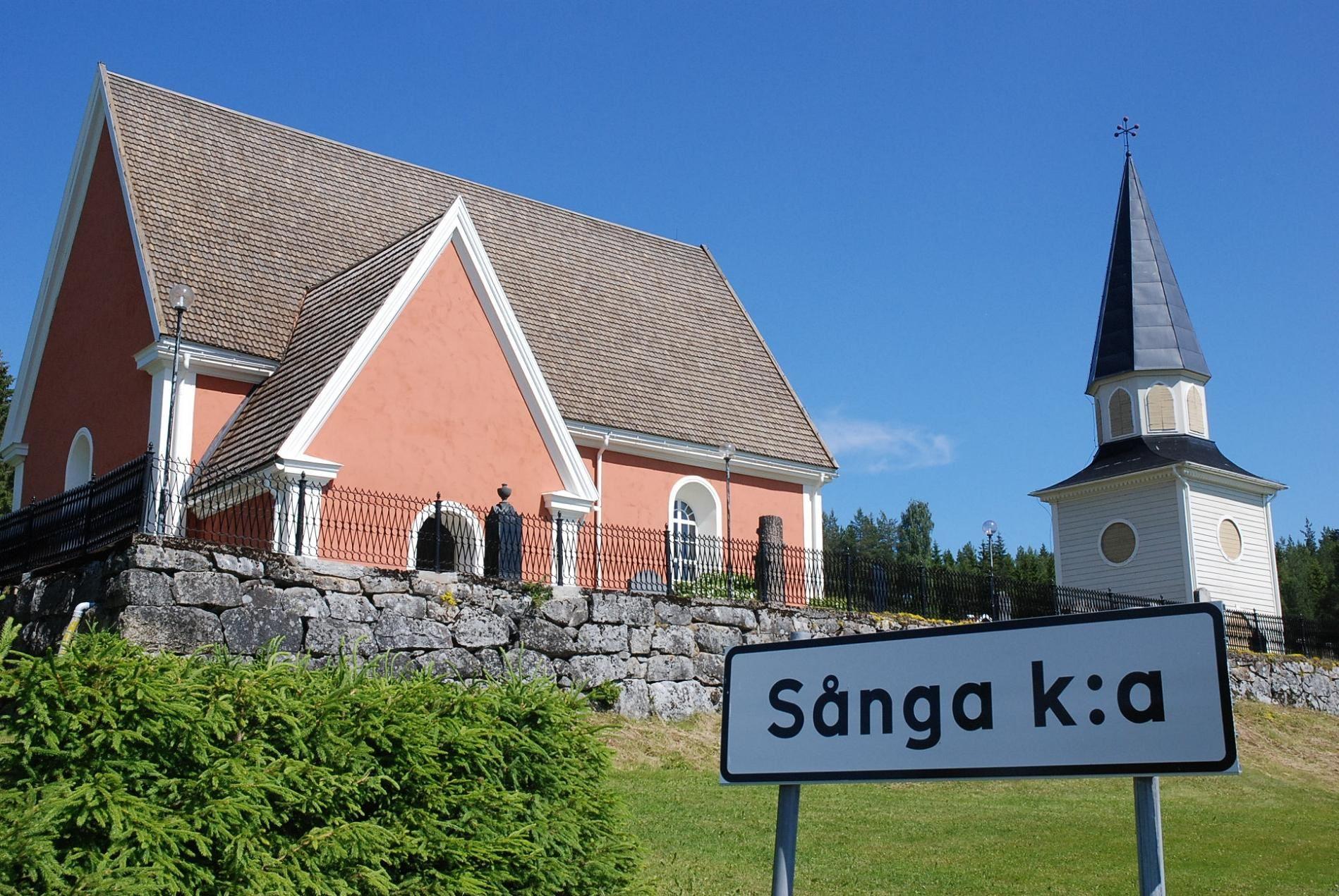 Kristina Hellberg, Svenska kyrkan Sollefteå-Boteå  , Sånga kyrka