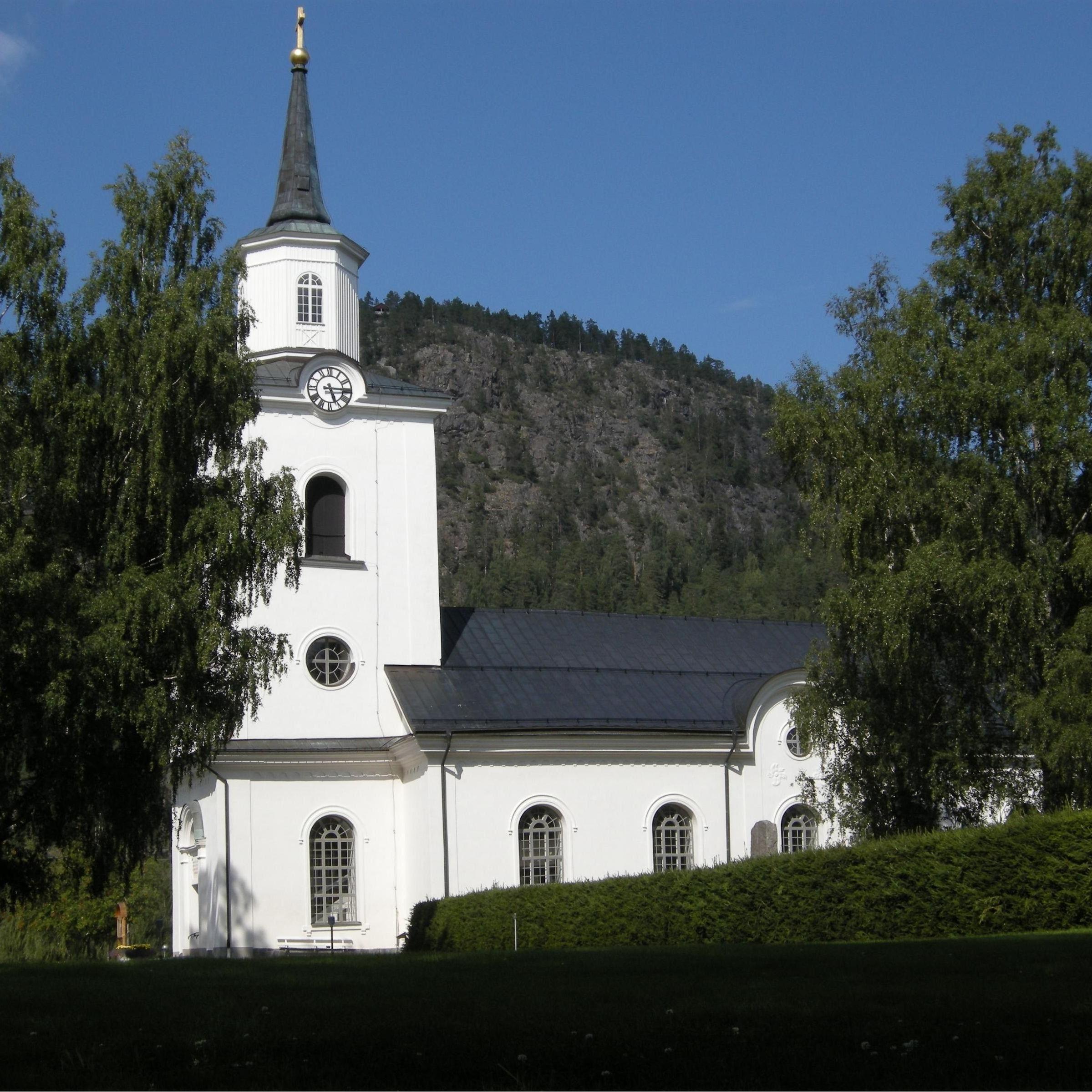 Kristina Hellberg, Svenska kyrkan Sollefteå-Boteå, Multrå kyrka