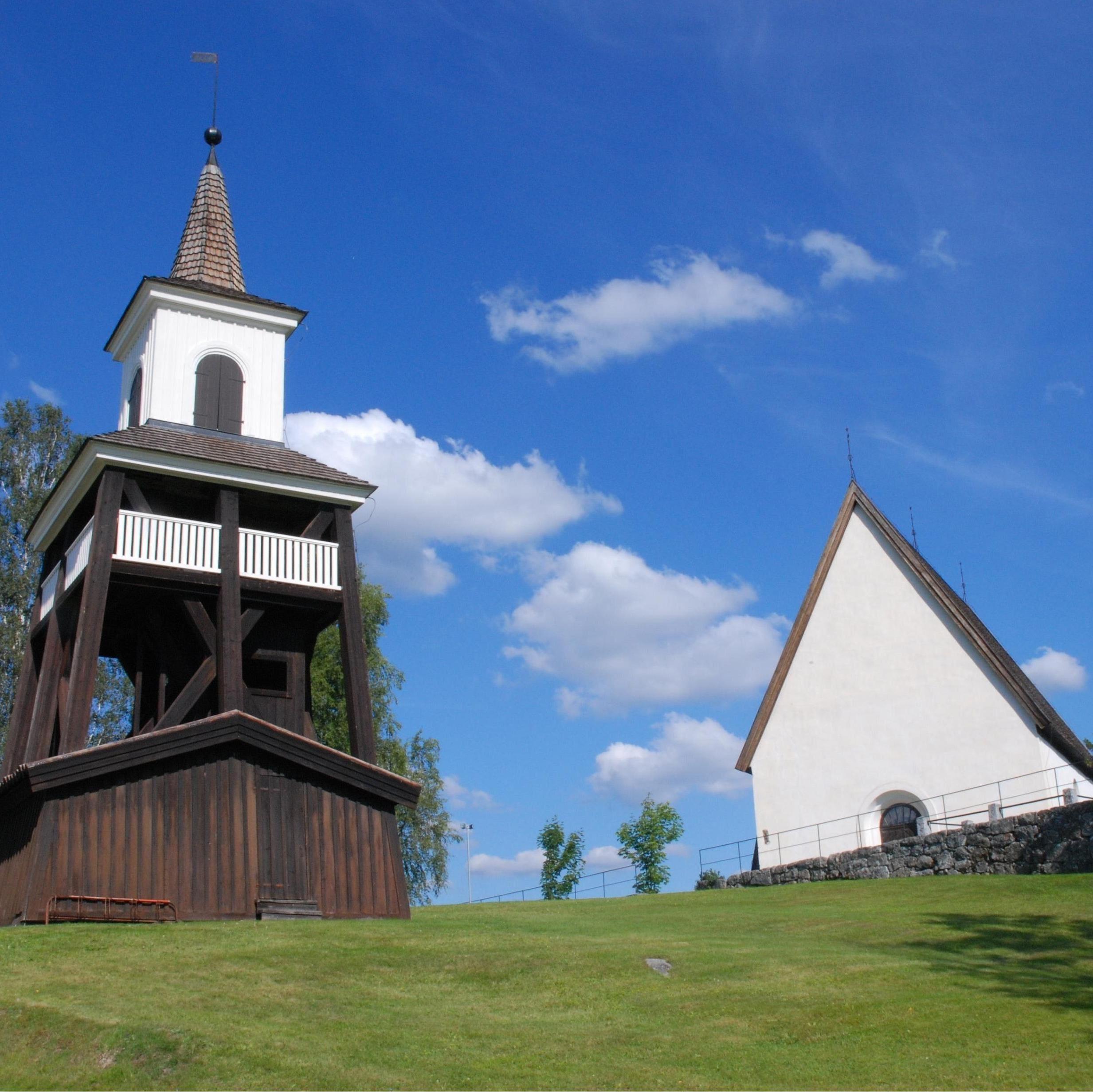 Kristina Hellberg Svenska kyrkan Sollefteå-Boteå, Överlännäs kyrka