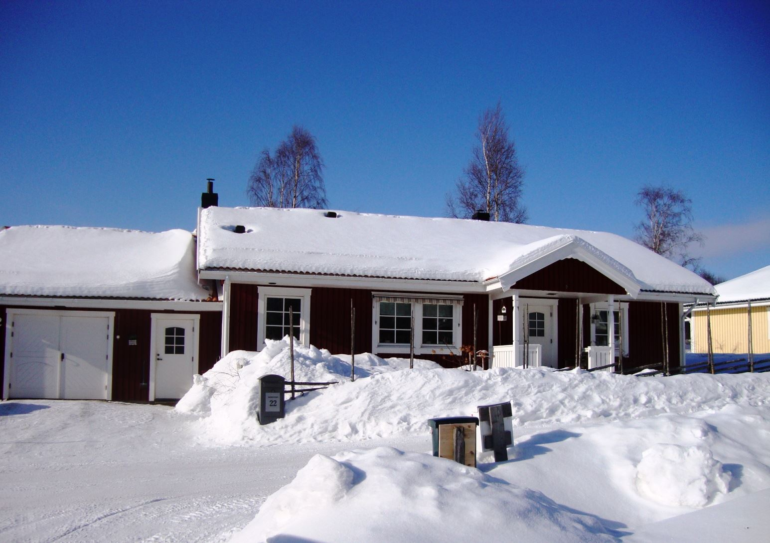 Privatrum M216, Sångåkersvägen, Mora-Noret, Mora