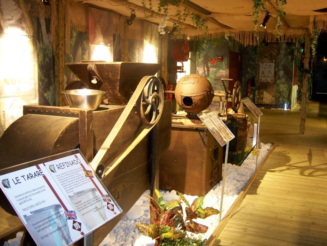 Atelier du chocolat de Bayonne
