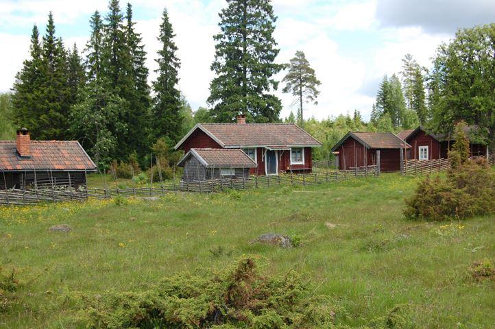 Gagnefs Turistbyrå,  © Gagnefs Turistbyrå, Bastbergets fäbod
