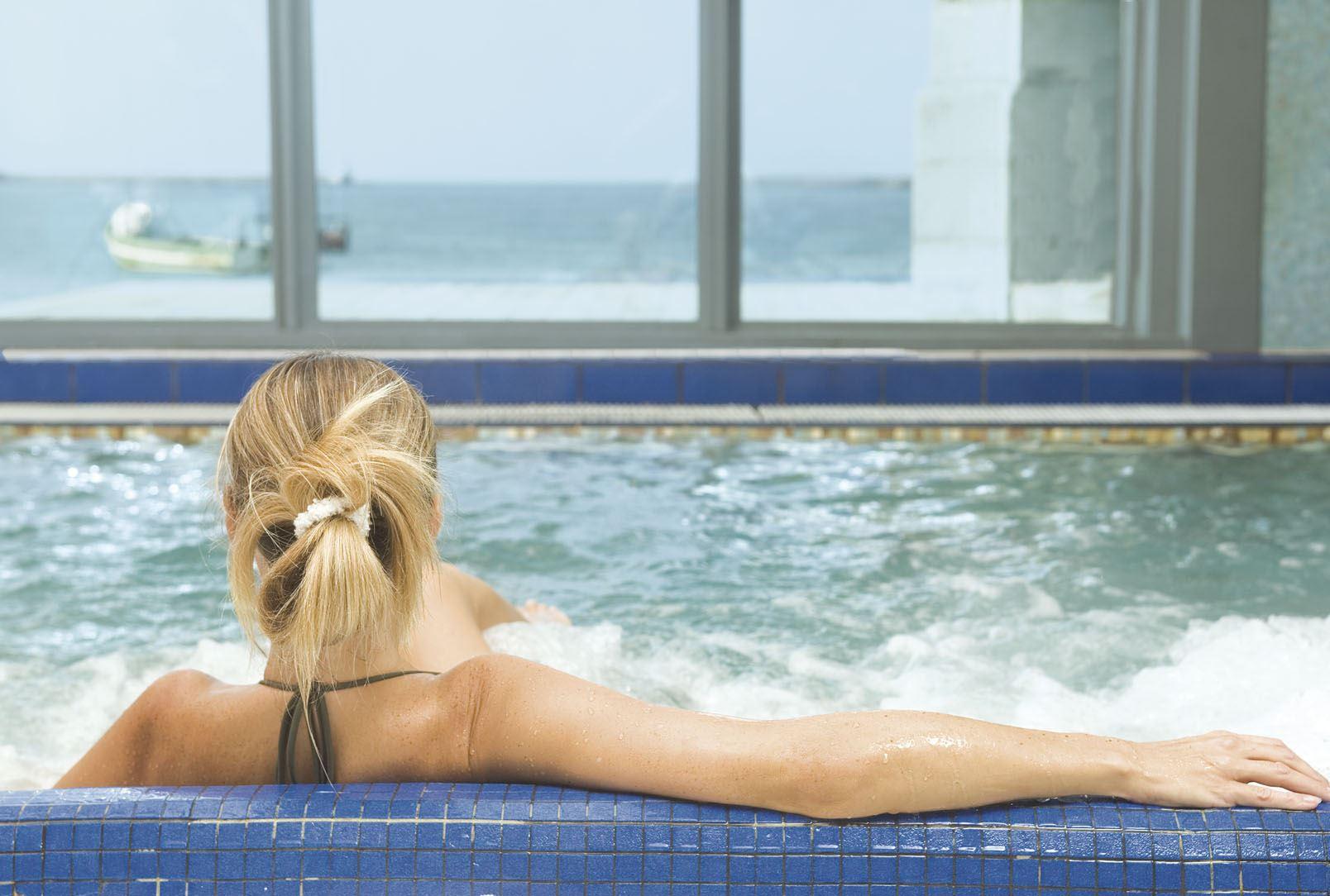 Accès Parcours Marin et Espace Fitness Journée (gratuit pour les clients de l'hôtel Hélianthal****)