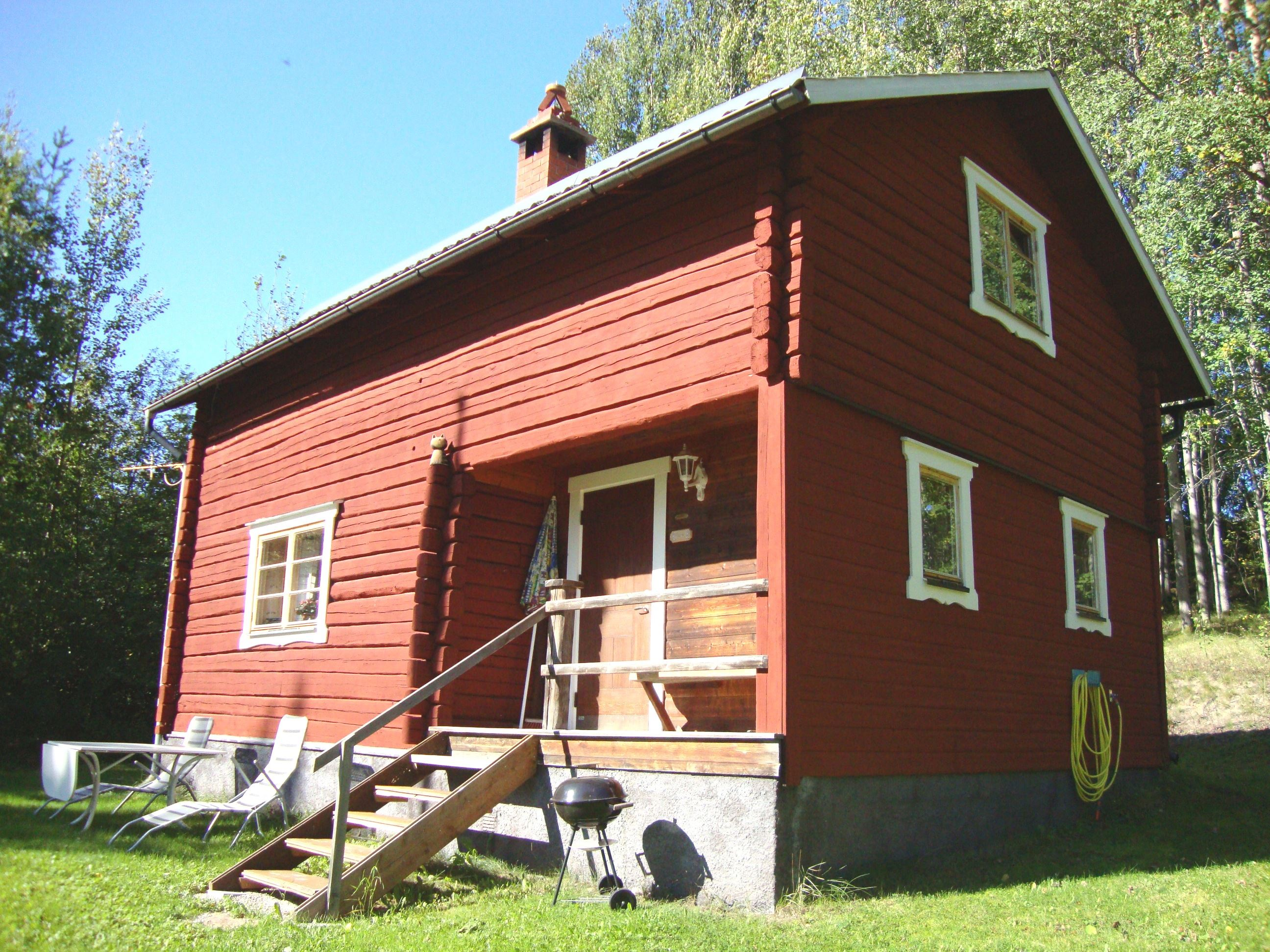 O303 Hansjö, 4 km N Orsa