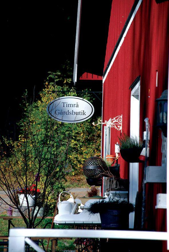 Foto: Marie Zetterlund, Timrå Gårdsbutik & Café