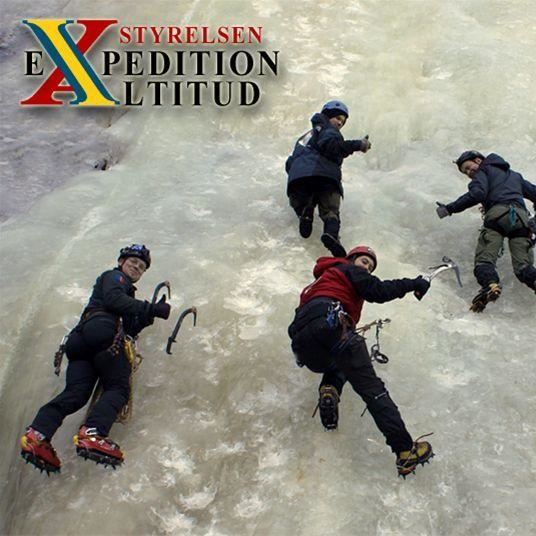 Climbing with Expedition- Altitude