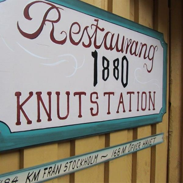 Restaurang Knutstation 1880