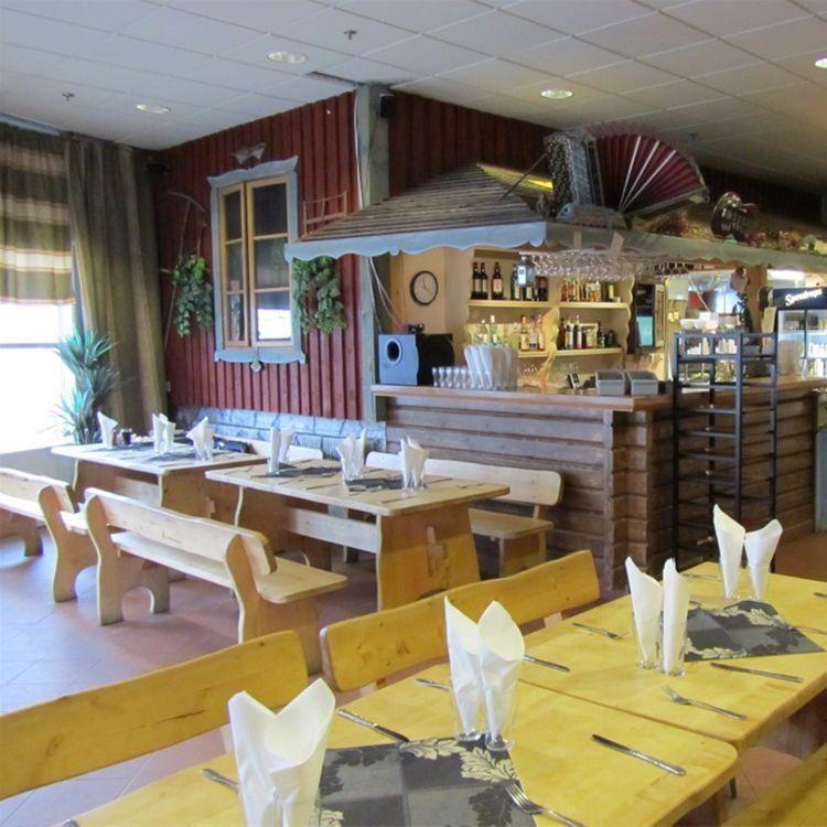 Restaurang Knutstation 1880