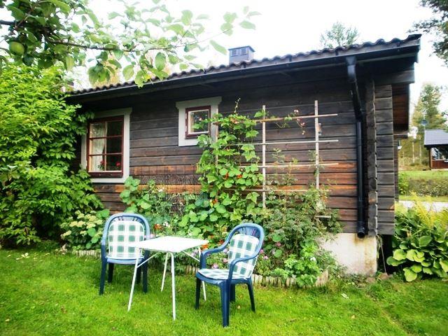 R314 Vikarbyn, 6 km N Rättvik