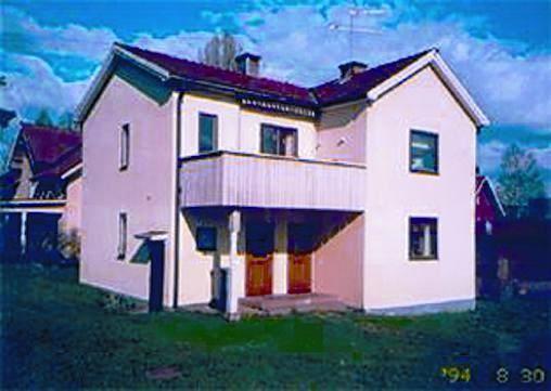 R331 Vikarbyn, 7 km N Rättvik