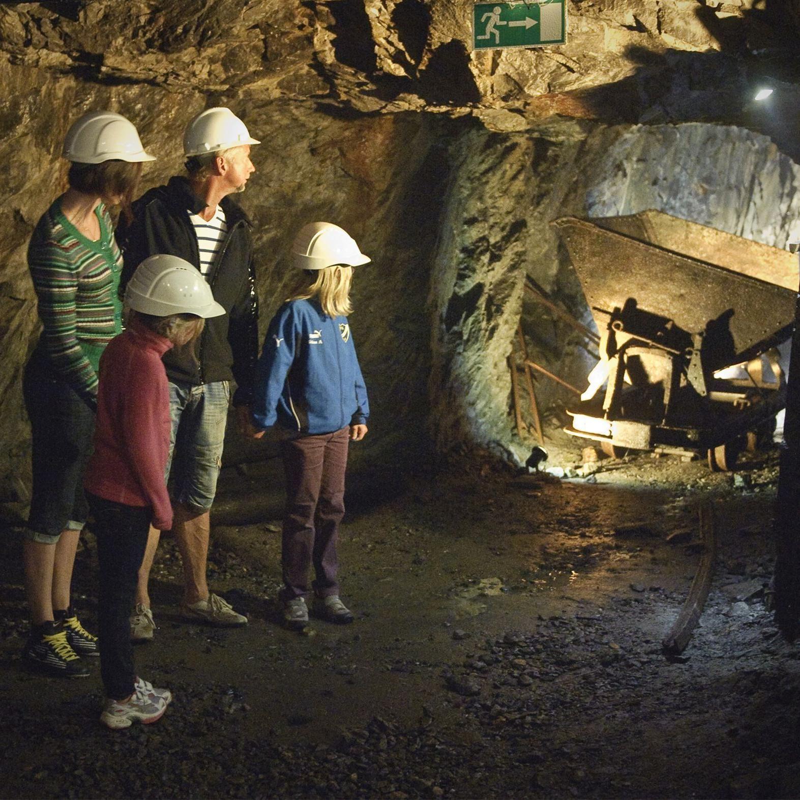 foto: Gomer,  © Copyright, Säsongstart på Flogbergets gruvor