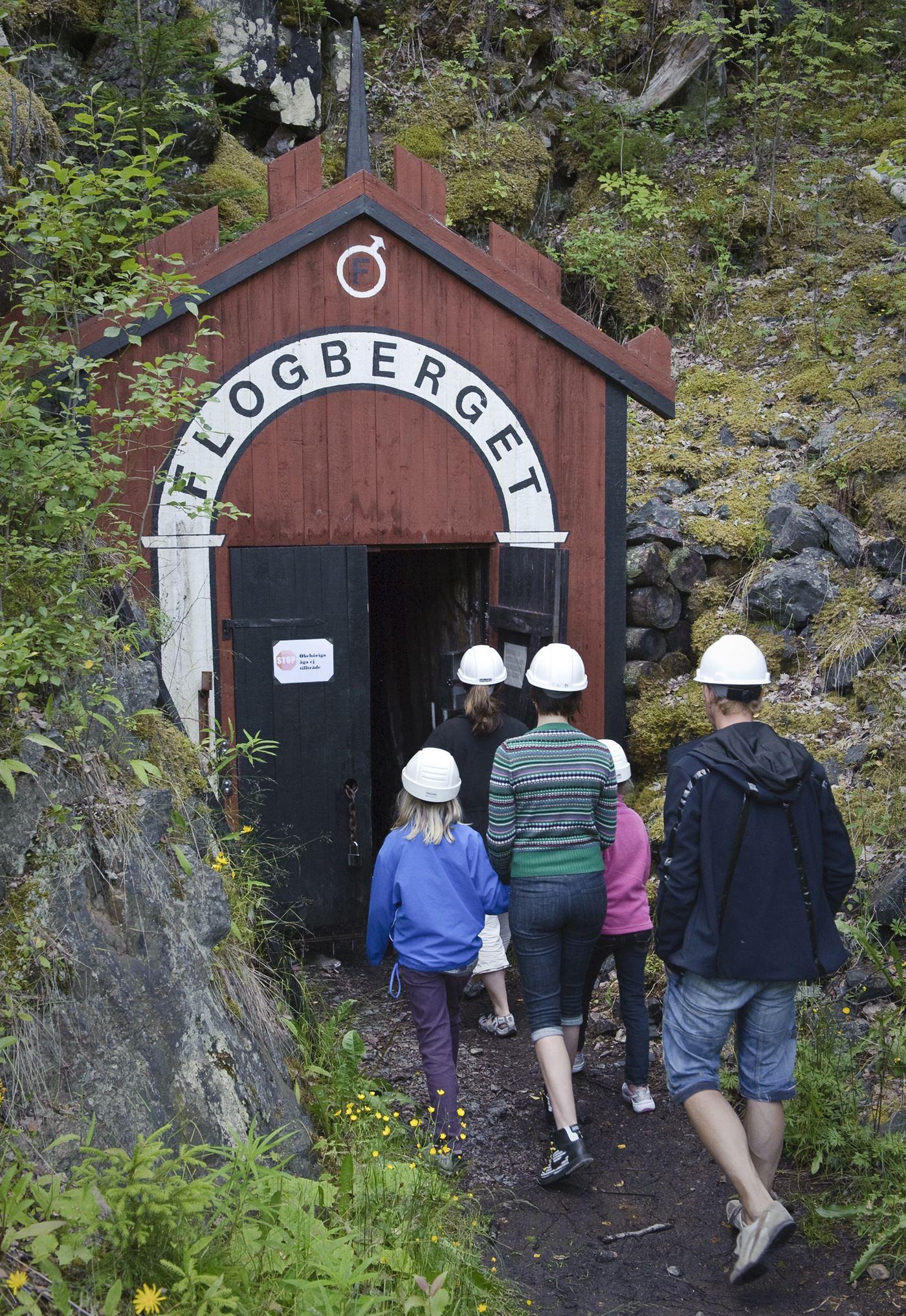 foto: Gomer, Säsongstart på Flogbergets gruvor