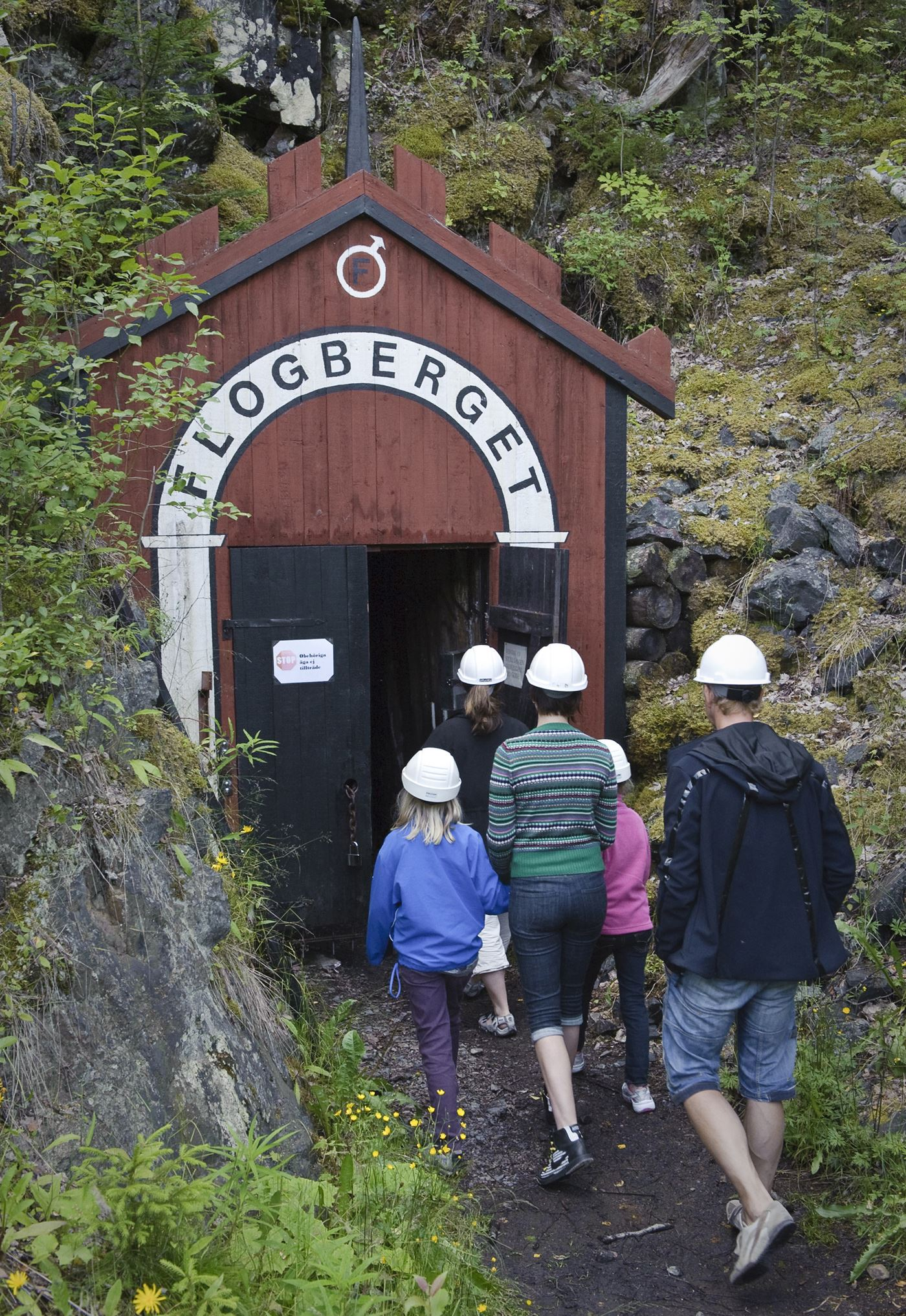 foto: Gomer, Flogbergets gruvor