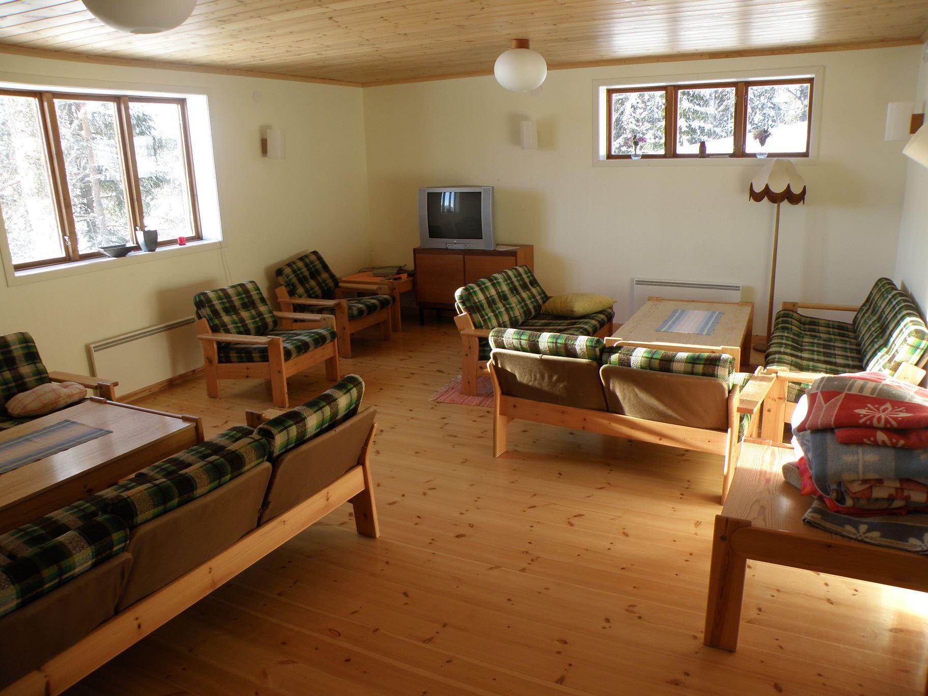 Allrum till kursgården och vandrarhemmet utviksgården i Nora.