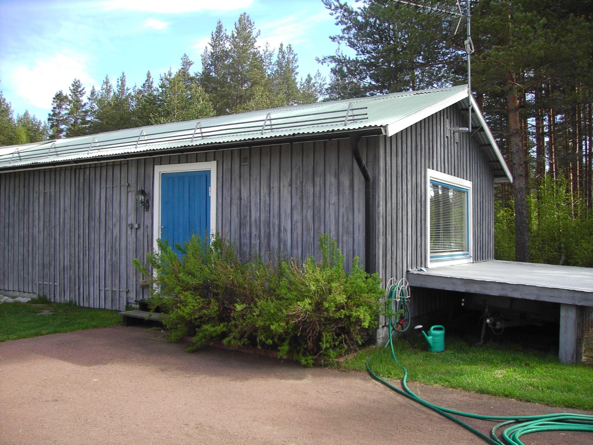 R408 Ingels, 10 km N Rättvik