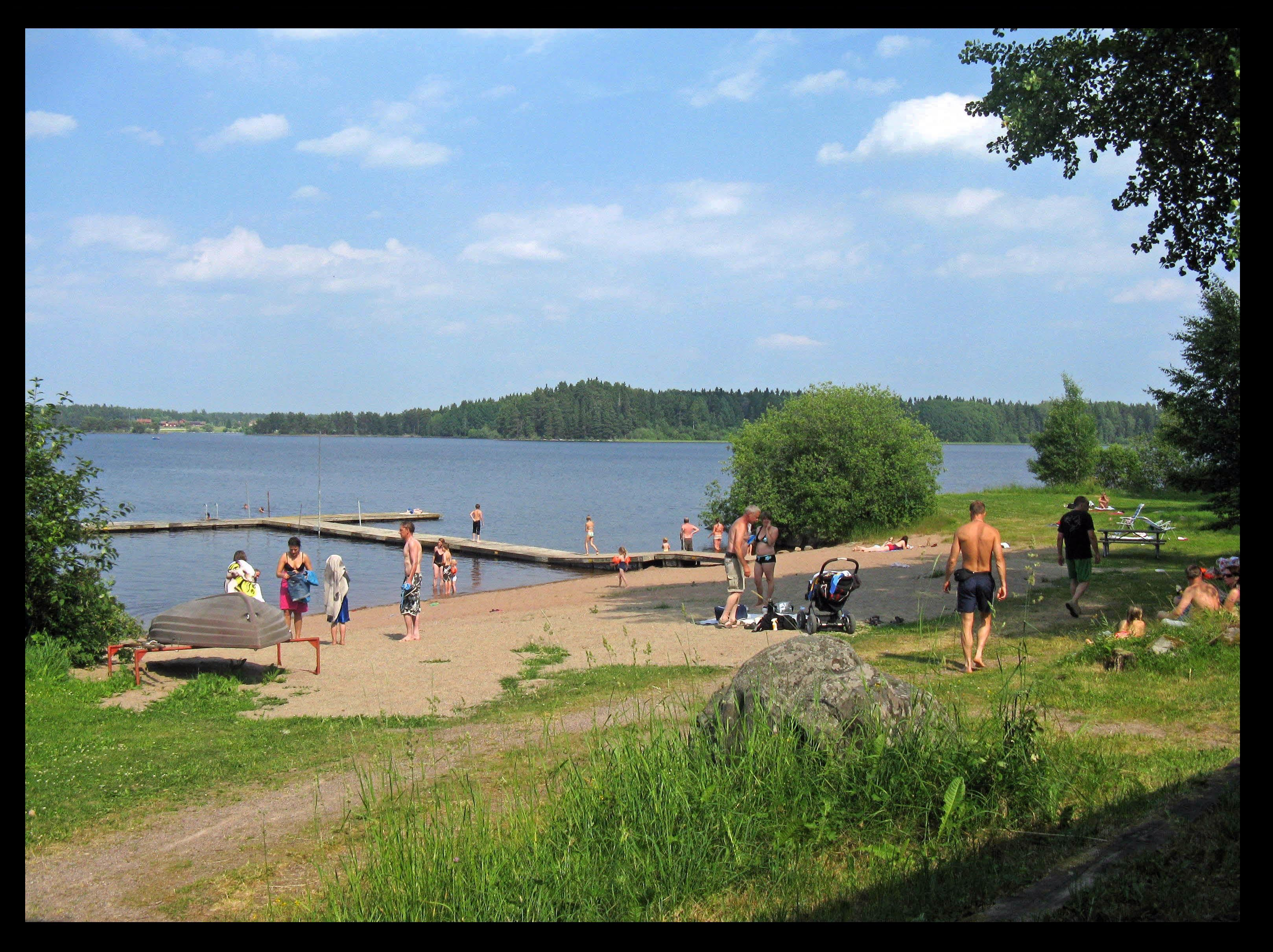 Falkudden Camping & Stugby / Camping