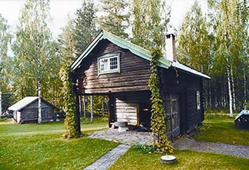 O514 Stackmora, 5 km Ö Orsa
