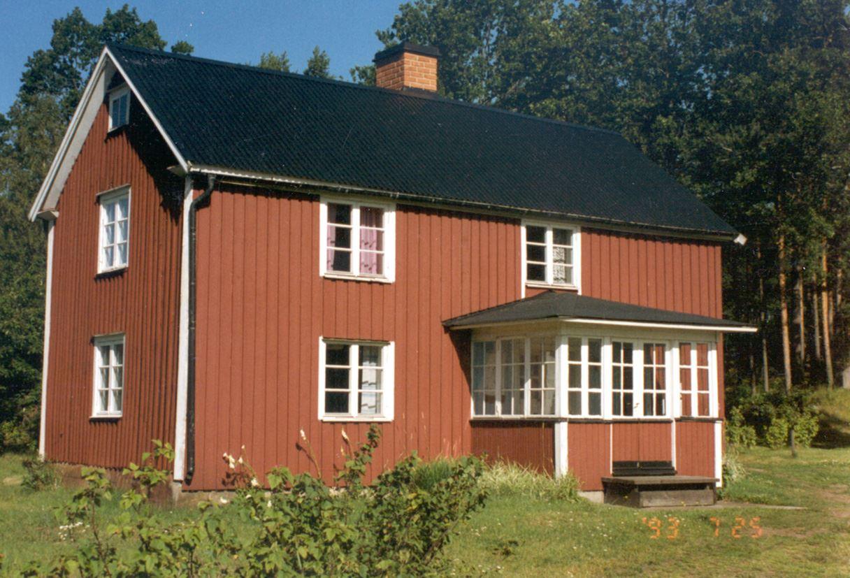 Privatboende Torpstuga Västerviks skärgård, Hasselö