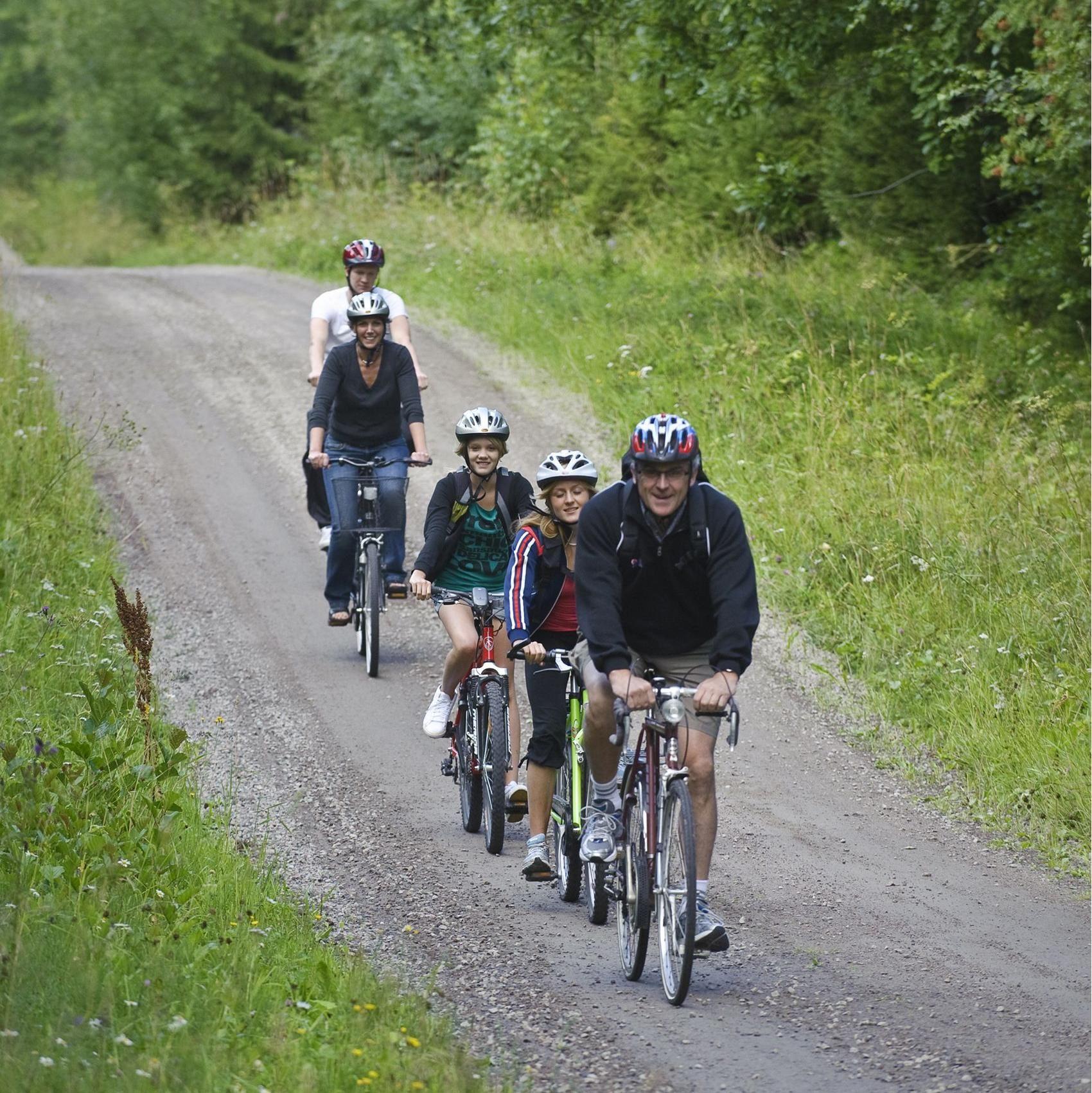 Cykelled - Pråmleden