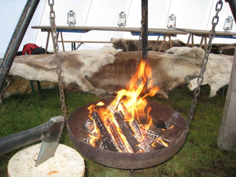 Hafjell Resort,  © Hafjell Resort, Hva med middag i lavvo under konferansen