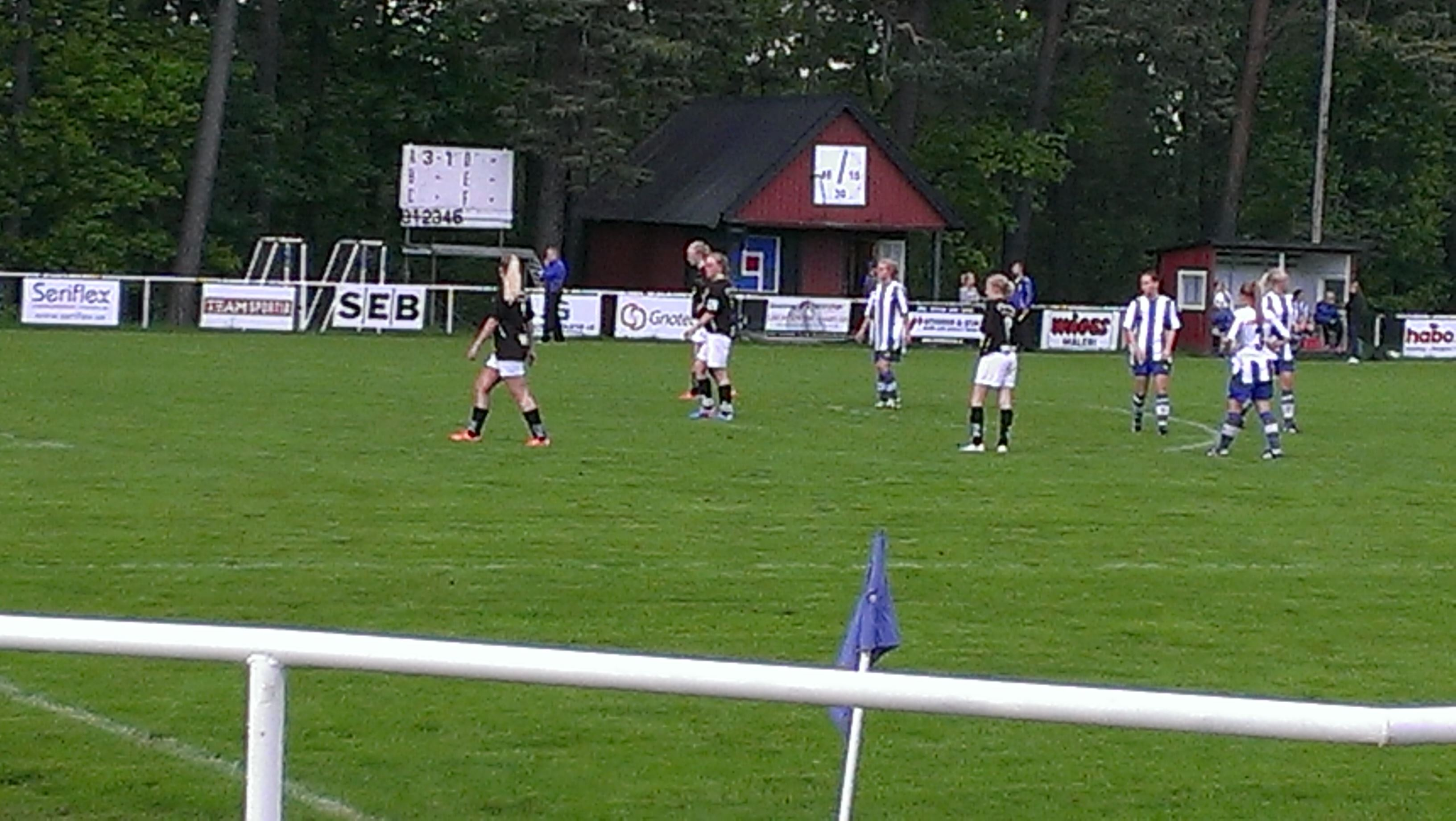 Fotboll Div 3 Norra dam