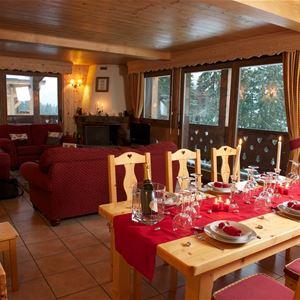 Feriehus for 10 personer med 5 rom på Amitié - Les Gets