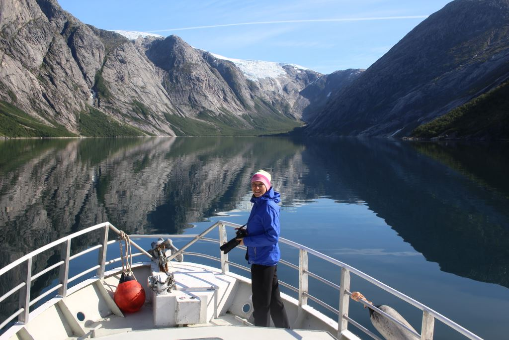 PolarCamp,  © PolarCamp, Experience Melfjorden and Nordfjorden by boat with PolarCamp Hilstad