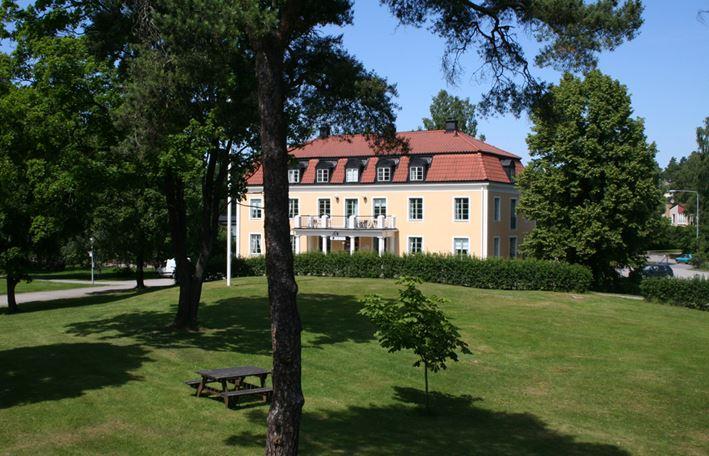 Hagabergs vandrarhem & folkhögskola i Södertälje, SVIF