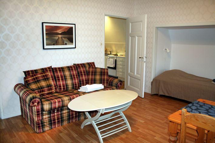Hagaberg SVIF Hostel in Södertälje