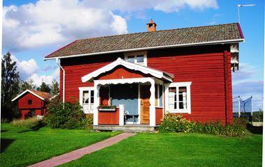 L208 Styrsjöbo, 4 km V Leksand