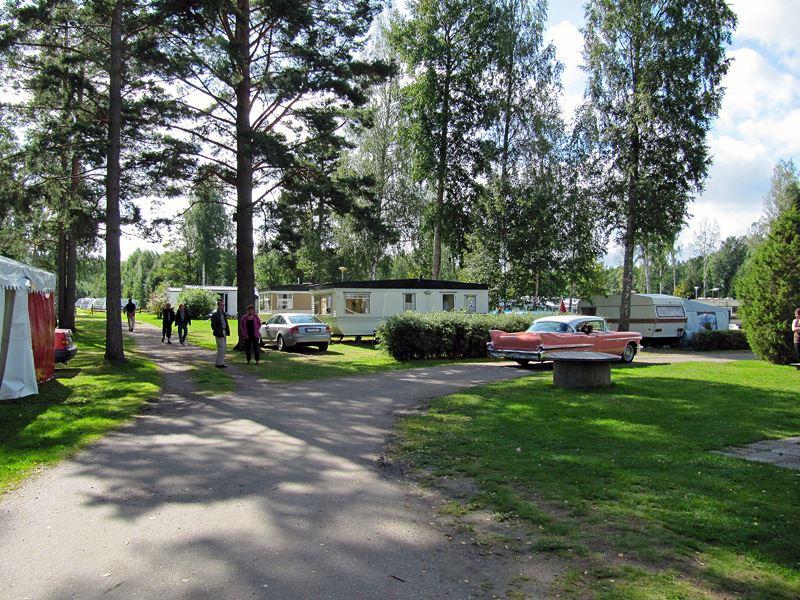 Otterbergets Bad och Camping / Stugor