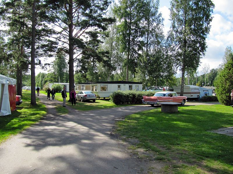Otterbergets Bad & Camping/Cottages