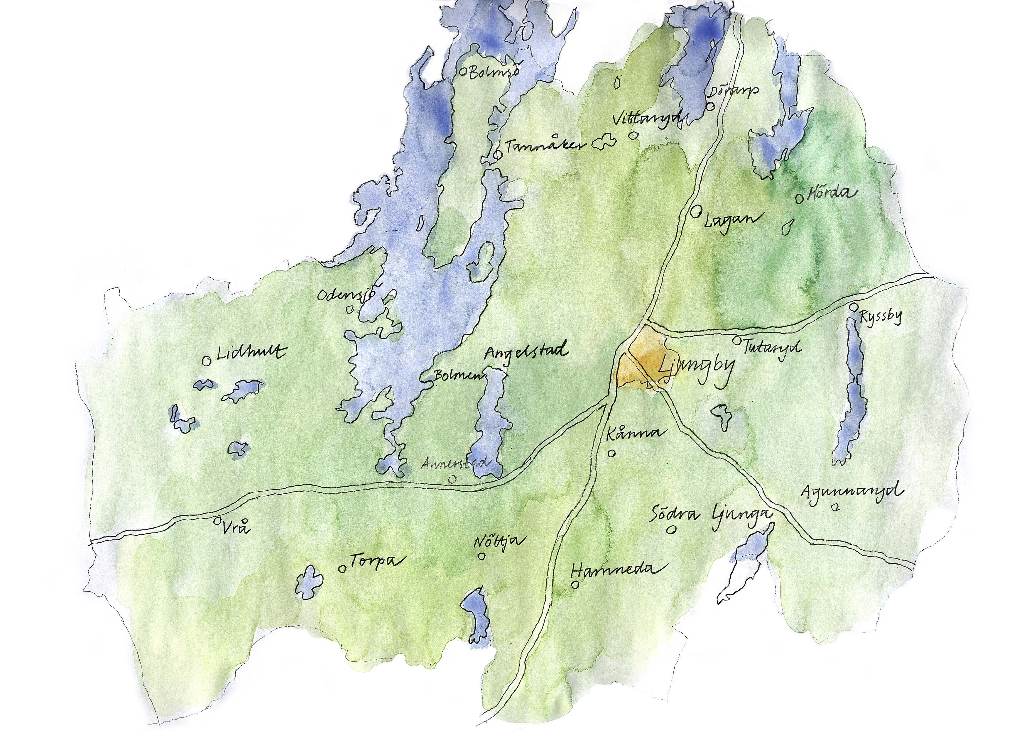 Matöppet Södra Ljunga