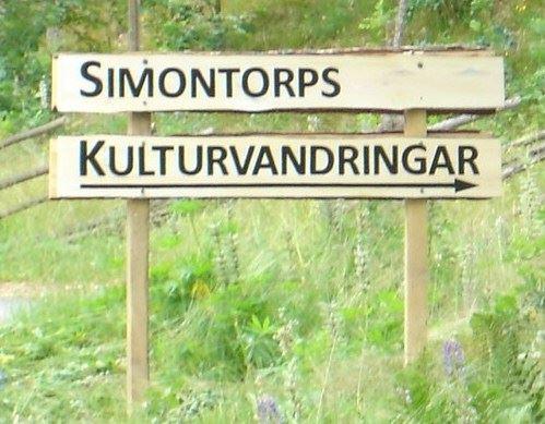 © Simontorp Konsult AB, Simontorps Kulturvandringar