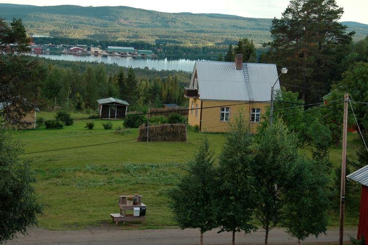 Raggsjöliden - Torgny Lindgrens litterära landskap
